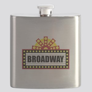 Broadway  Flask