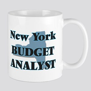New York Budget Analyst Mugs