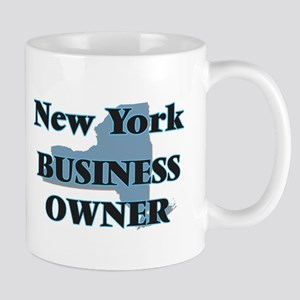 New York Business Owner Mugs