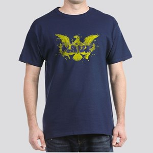 Vintage Navy Colors Dark T-Shirt