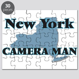 New York Camera Man Puzzle