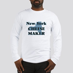 New York Cheese Maker Long Sleeve T-Shirt