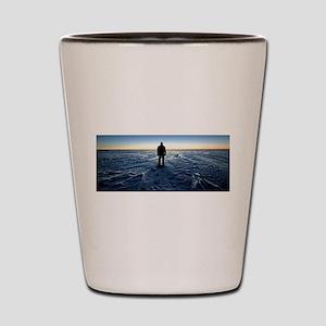 Antarctic Sunset Shot Glass
