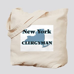 New York Clergyman Tote Bag
