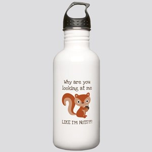 Like I'm Nuts?!? Stainless Water Bottle 1.0L