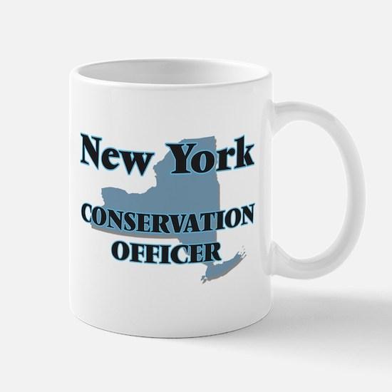 New York Conservation Officer Mugs
