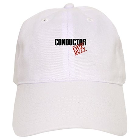 Off Duty Conductor Cap
