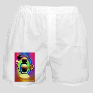 The Magician Boxer Shorts