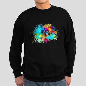 Brazil 2016 Burst Sweatshirt (dark)