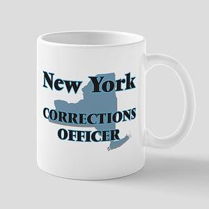 New York Corrections Officer Mugs