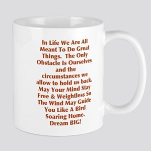 Free & Weightless Mugs