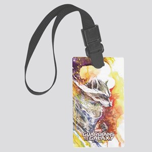 GOTG Rocket Large Luggage Tag