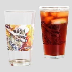 GOTG Rocket Drinking Glass