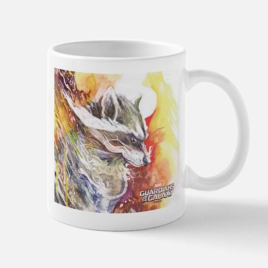 GOTG Rocket Mug