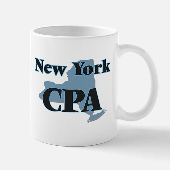 New York Cpa Mugs