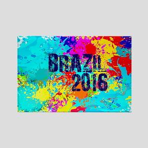 Brazil 2016 Carnival Burst Magnets