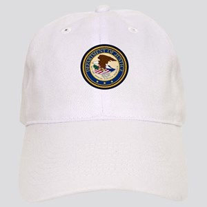 GOVERNMENR SEAL - DEPARTMENT OF JUSTICE! Cap