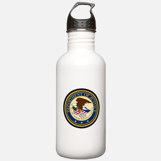GOVERNMENR SEAL - DEPA Water Bottle
