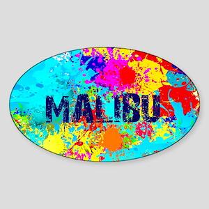 MALIBU BURST Sticker
