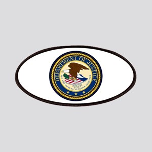GOVERNMENR SEAL - DEPARTMENT OF JUSTICE! Patch