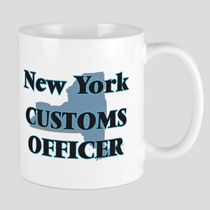 New York Customs Officer Mugs