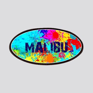 MALIBU BURST Patch