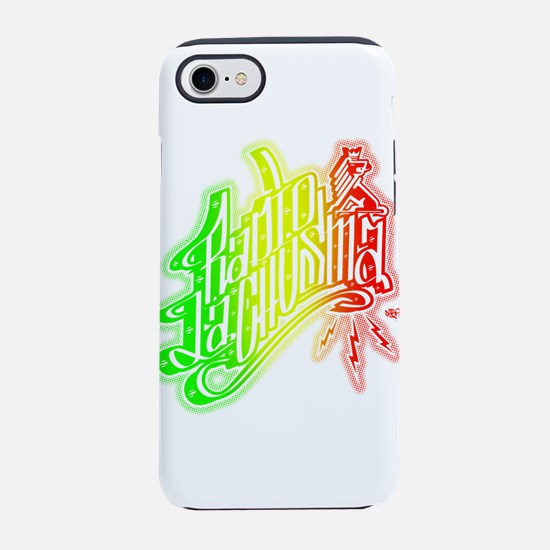 Radio la Chusma - Saba iPhone 8/7 Tough Case