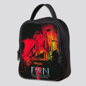 PAN: Pirate Ship (lunch bag) Neoprene Lunch Bag