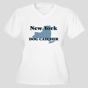 New York Dog Catcher Plus Size T-Shirt