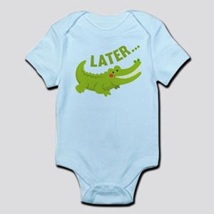 Later Alligator Body Suit