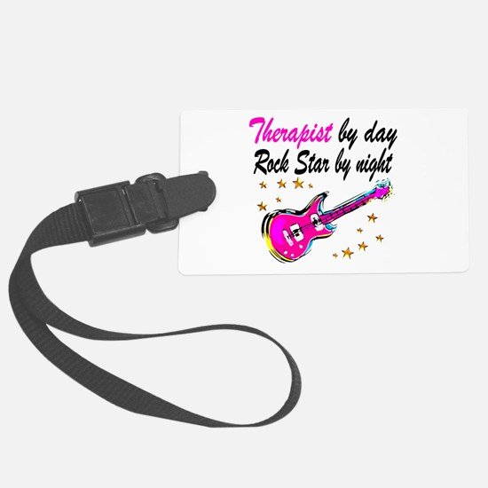 CHIC THERAPIST Luggage Tag