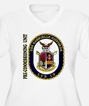 PCU Giffords LCS- T-Shirt