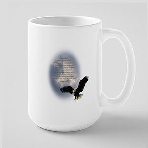 Nature's Prayer Large Mug