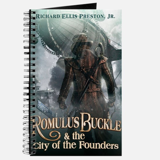 Romulus Buckle & the City of the Founders Cover Jo