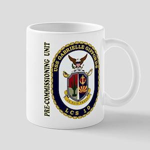 PCU Giffords LCS-10 Mug