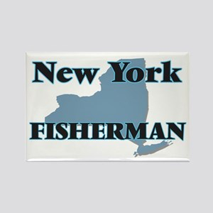 New York Fisherman Magnets