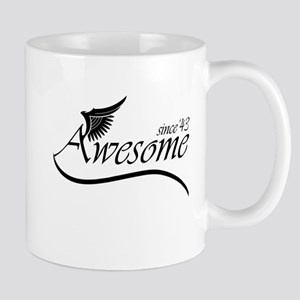 awesome since 1943 Mugs