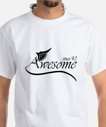 awesome since 1943 T-Shirt