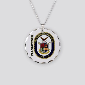 Plankowner LCS-10 Necklace Circle Charm