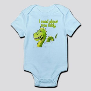 Loch Ness Monster Body Suit