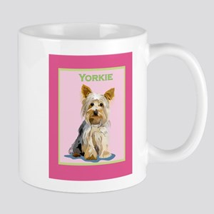Yorkie Mugs