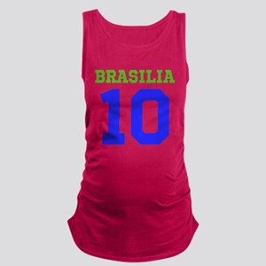 BRASILIA #10 Maternity Tank Top