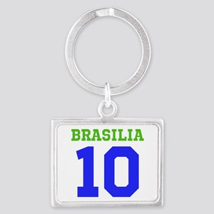 BRASILIA #10 Landscape Keychain