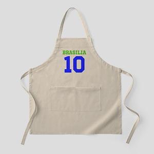 BRASILIA #10 Apron