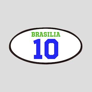 BRASILIA #10 Patch