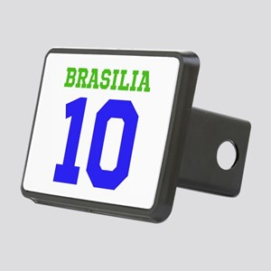 BRASILIA #10 Rectangular Hitch Cover