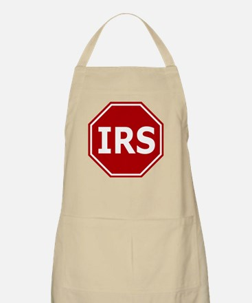 Stop The IRS BBQ Apron