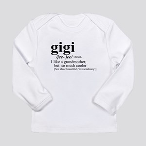 gigi Like a Grandmother But Co Long Sleeve T-Shirt