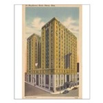 Mayflower Hotel Small Poster