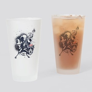 GOTG Rocket Splatter Drinking Glass